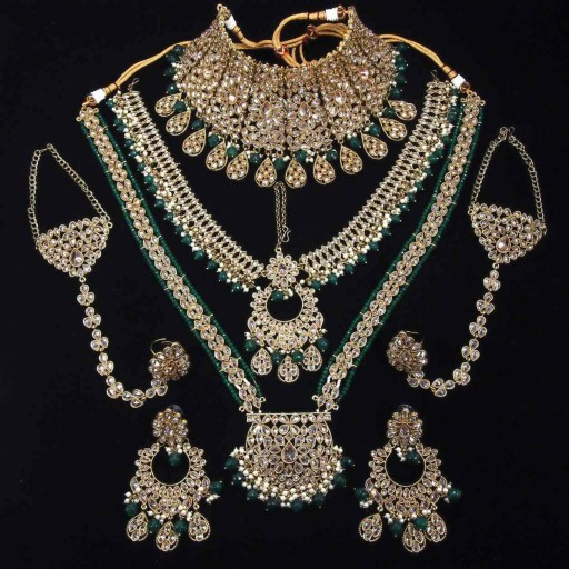 Exclusive Traditional AD Bridal Set